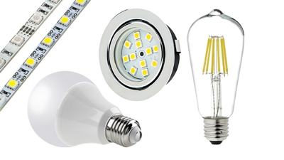 Off-Grid LED Lighting | More LED Lighting | Super Bright LEDs