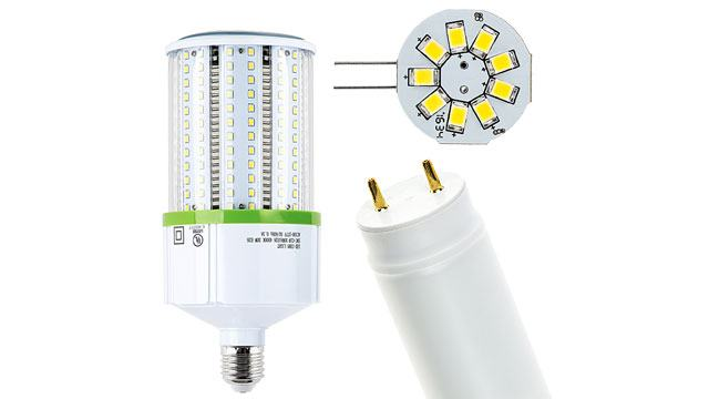 Spot, Flood, Bi-Pin, & Tube Bulbs