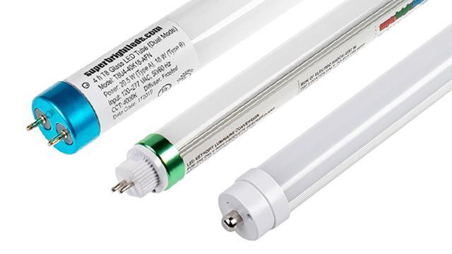 T8, T5, & T12 LED Tubes