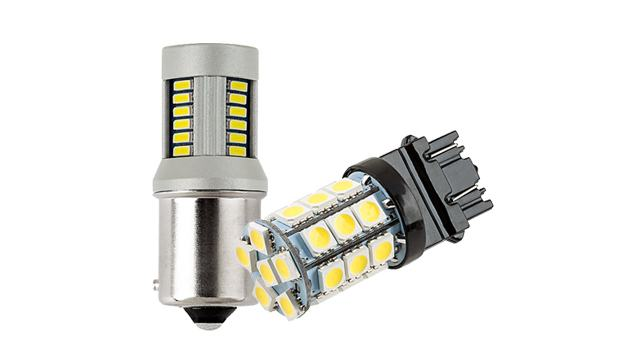 Tail, Brake, & Turn LED Bulbs