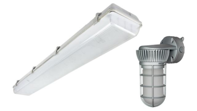 Vapor Tight Light Fixtures
