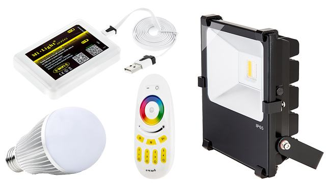 WiFi Enabled LED Gifts