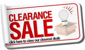 LED Home Lighting Clearance Products