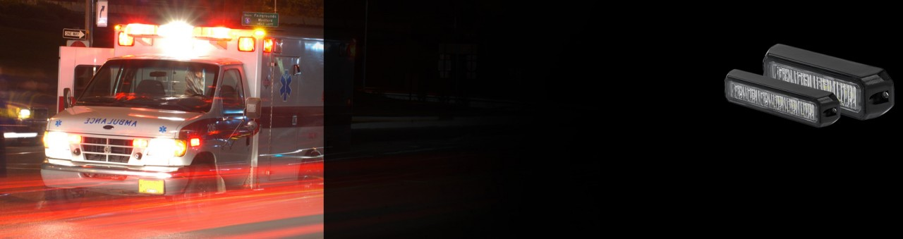 Emergency Vehicle Amp Strobe Led Lights Super Bright Leds