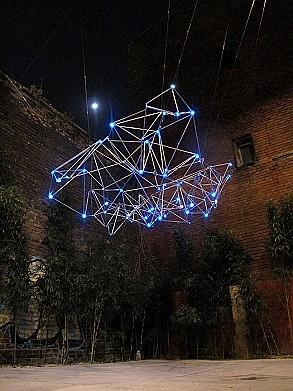 Architecture Sculpture Art LED