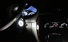 Car interior led accent lighting super bright leds for Interior accent lights for cars