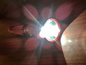 Mag-Lite replacement LED Flashlight Bulb