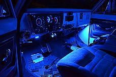 car interior led accent lighting super bright leds. Black Bedroom Furniture Sets. Home Design Ideas