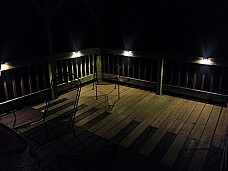 Outdoor Deck Lighting  Super Bright LEDs