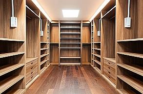... LED Panel Light Closet ...