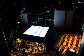 Stage lighting with LEDs