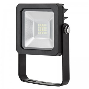 10 Watt LED Flood Light Fixture - Low Profile