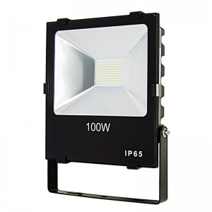 100W High Power LED Flood Light Fixture in Natural White