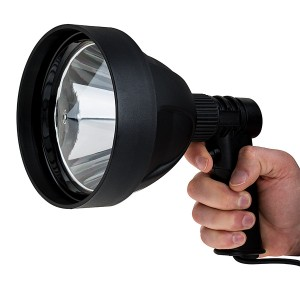 "6"" Round 10W Handheld Spot LED Work Light"