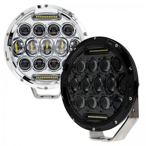 "7"" Round LED Sealed Beam Headlight"