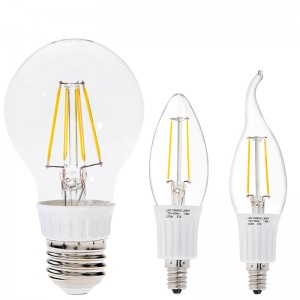 LED Decorative Filament Bulbs