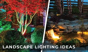 LED Landscape Lighting Ideas