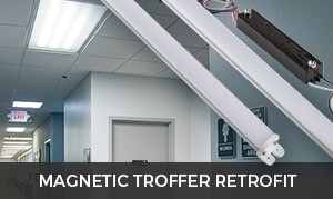 LED Troffer Retrofits