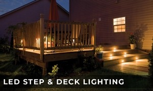 LED Step & Deck Lighting