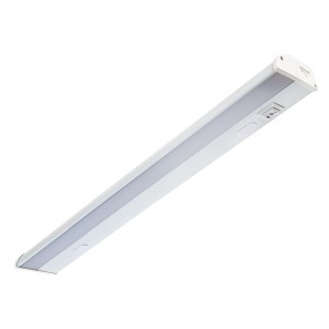 Dimmable Under Cabinet LED Lighting Fixture w/ Rocker Switch