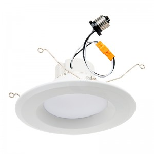 "Retrofit LED Can Lights for 5"" to 6"" Fixtures - 155 Watt Equivalent - LED Can Light Conversion Kit - Dimmable - 1,550 Lumens"