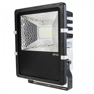 High Power LED Flood Light Fixture - Compact series