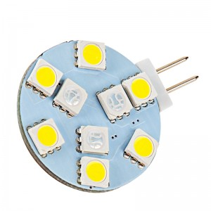 G4 LED Bulb - Dual Color - Bi-Pin LED Disc