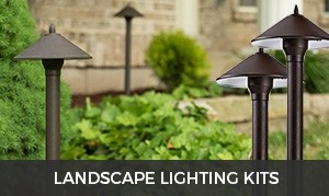 LED Landscape Lighting Kits