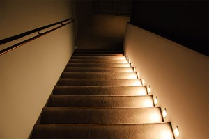 Rectangular Step Lights