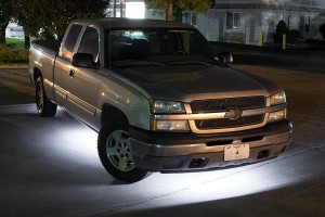 Vehicle Ready LED Strip Kits