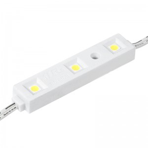 Single Color LED Module - Linear Sign Module w/ 3 SMD LEDs - 57 Lumens/Module - Custom Length