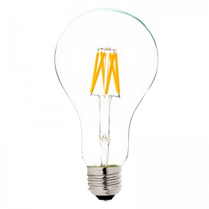"<h4 class=""badge center-block"">Price Drop</h4> A25 LED Globe Bulb - Dimmable Vintage Filament"