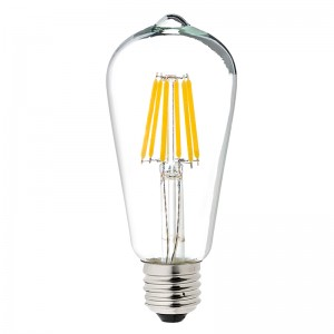 LED Filament Bulb - 35 Watt Equivalent Vintage Light Bulb - 12V DC
