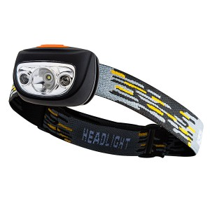 NEBO Hands-Free LED Headlamp Flashlight
