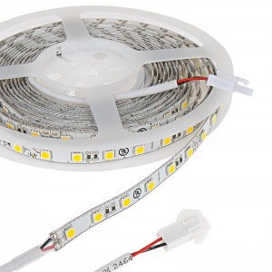 LED Strip Lights - 24V LED Tape Light with LC2 Connector - 455 Lumens/ft.