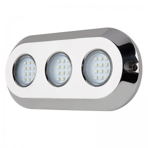 LED Underwater Boat Lights and Dock Lights