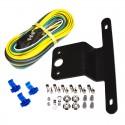TLS-IKIT-LP: TLS-RHP18-LP Trailer Light Wiring Kit