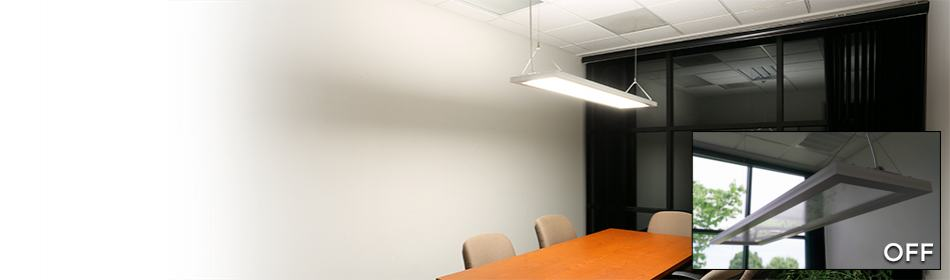 Dimmable Up/Down<br>LED Panel Light